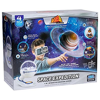 Uncle Milton Space Expedition: Toys & Games