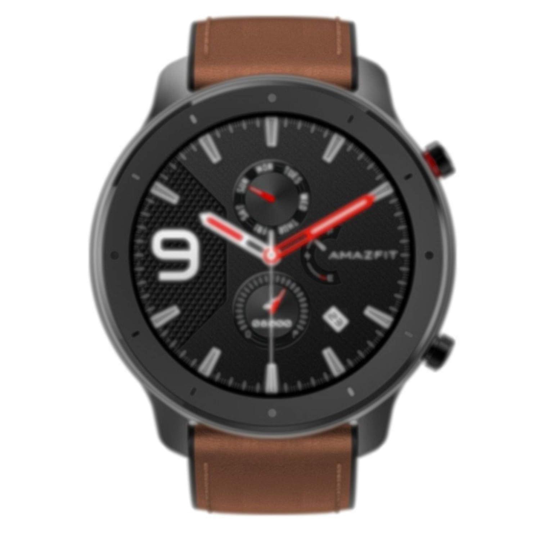 Xioami Reloj Deportivo Amazfit Inoxidable (iOS y adroid) versión Internacional