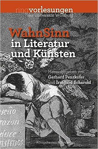 Book WahnSinn in Literatur und Künsten