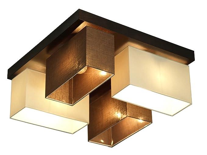 Lámpara de techo de WeRo, diseño de Vitoria 001/L, lámpara de ...