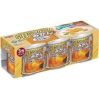 はごろも 朝からフルーツみかん 190g×3缶 (4098)