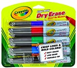 Toys : Crayola Dry Erase Markers (8 Count), Visimax BL
