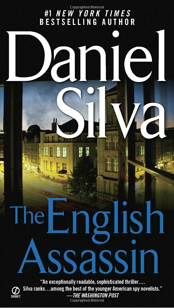 The English Assassin (Gabriel Allon)