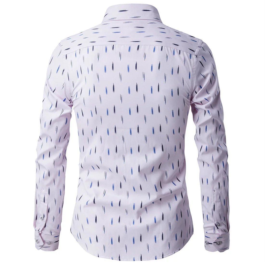 Kmety Mens Youth Printed Long-Sleeved Shirt
