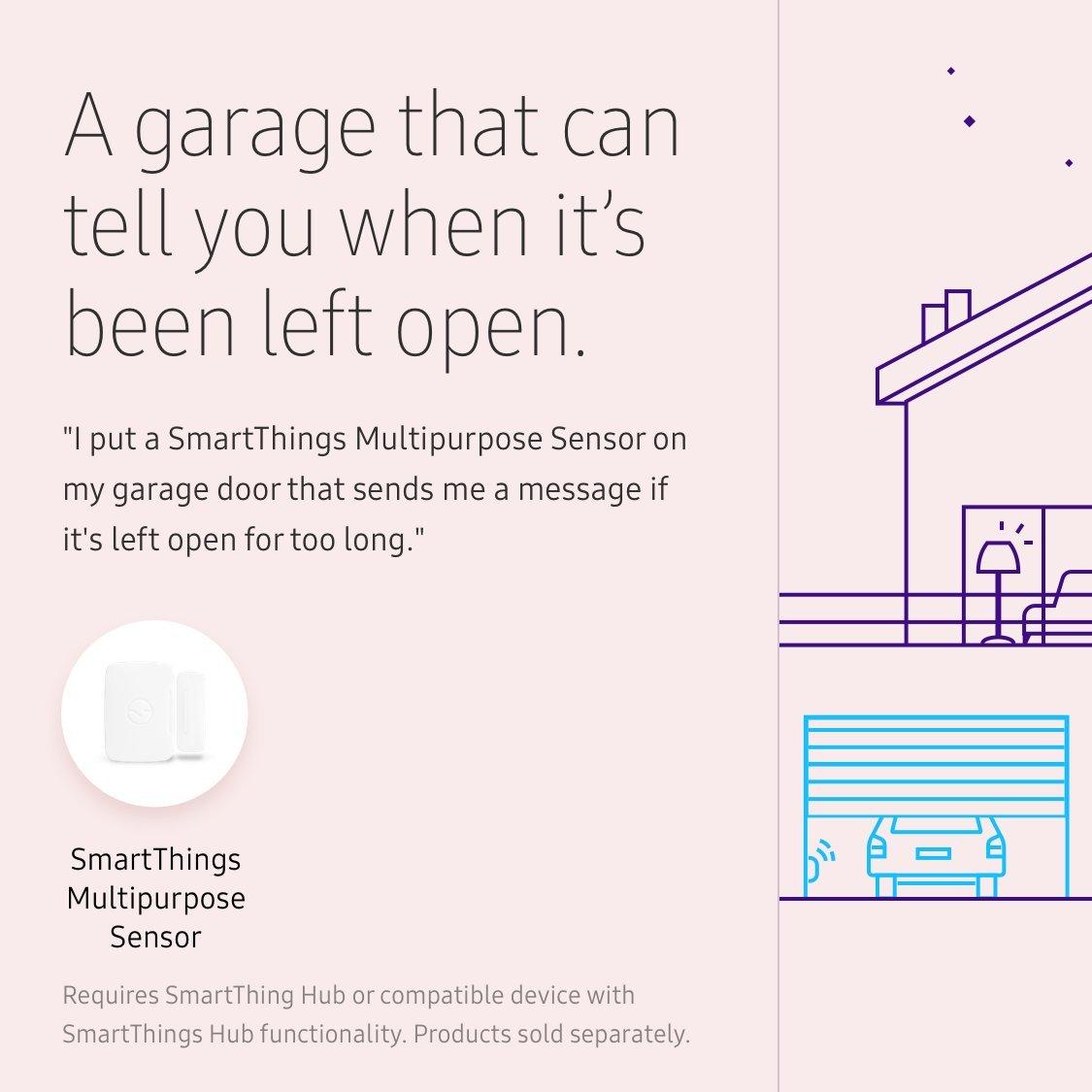 Samsung Smartthings Multipurpose Sensor Home Improvement Tv Circuit Board Repair As Well Schematic Diagram