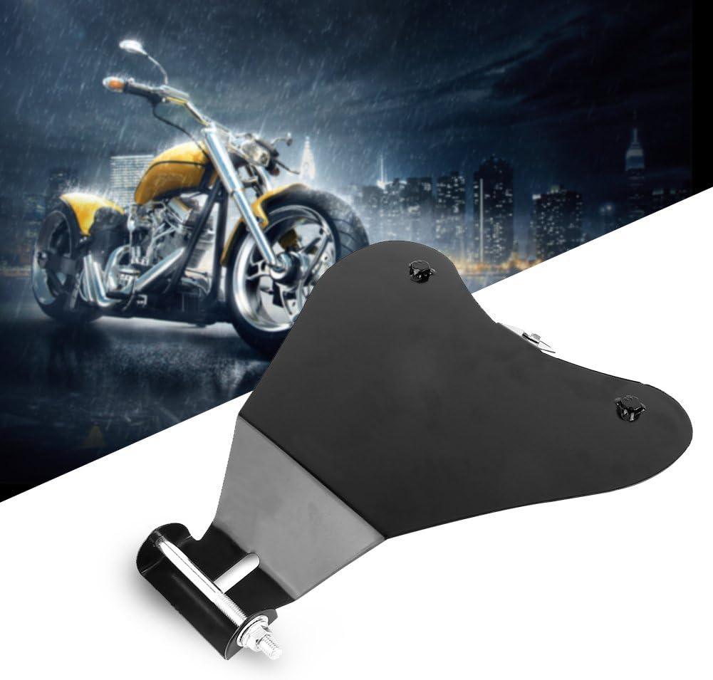 Sitzgrundplatte 1200 Neu Motorrad Black Metal Solo Sitzschutzgrundplatte f/ür XL883