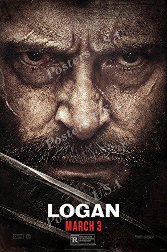 Posters USA - Marvel Logan X-Men Movie Poster GLOSSY FINISH)