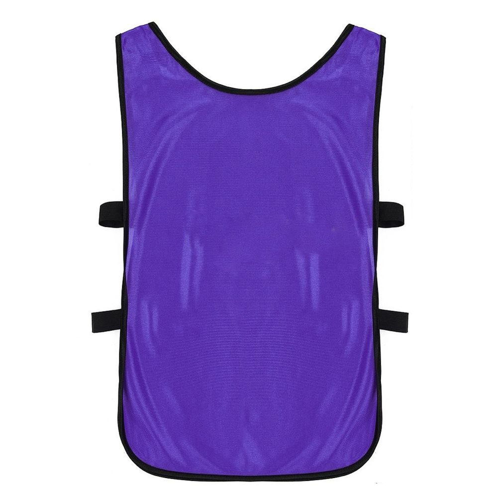 Momongel Kids Adult Training Sports Soccer Football Basketball Vest Shirt Team Uniform