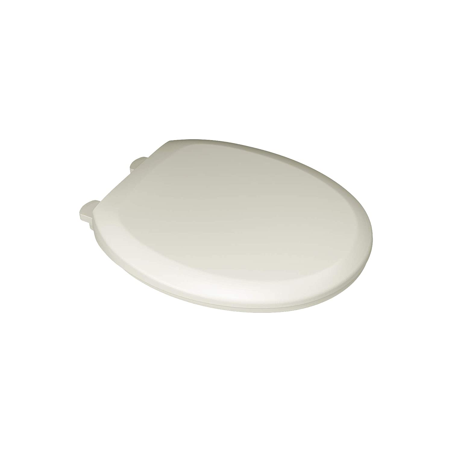 Bone ROUND American Standard 5321A65CT.020 Champion Slow-Close Elongated Toilet Seat, White