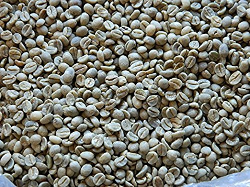 Unroasted, green coffee beans. AA grade, Singular Origin from High Elevation Haraz Mountains, Yemen. (1 kg)