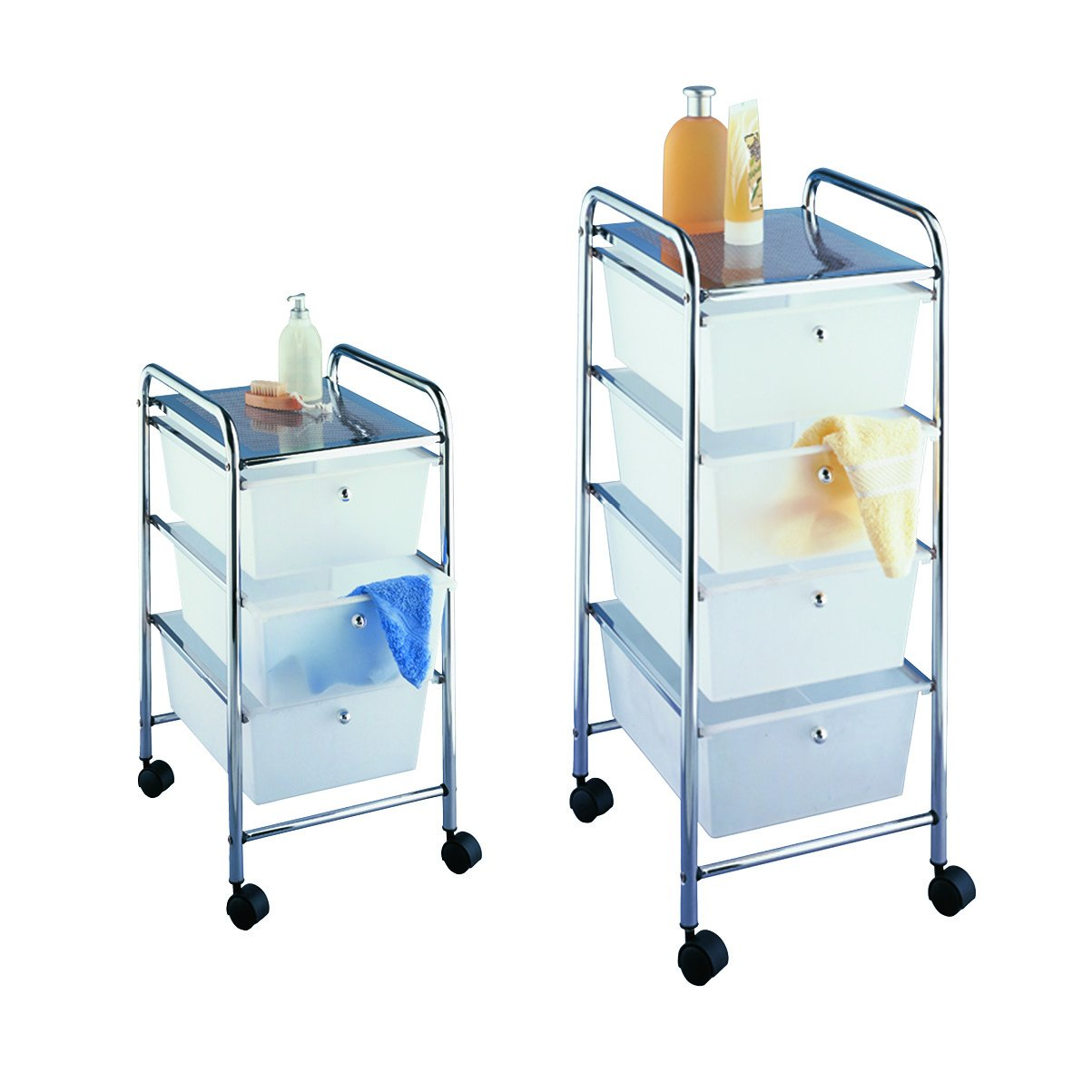 Household and Bathroom Trolley by Wenko (Image #3)