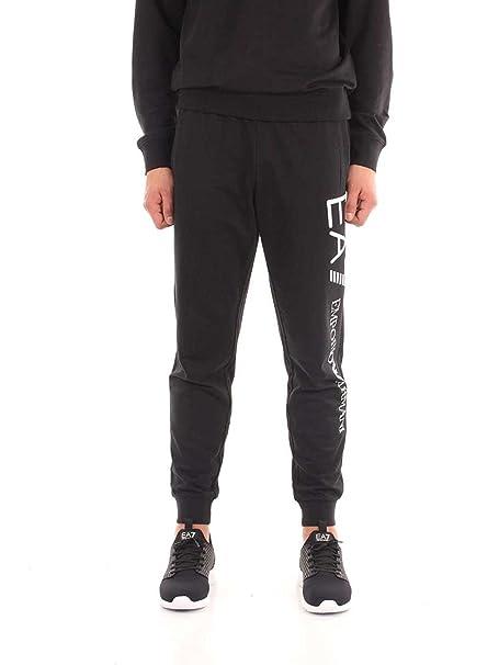 213400b6e0 Emporio Armani EA7 pantaloni tuta uomo nero EU M (UK 32) 8NPPA1 PJ05Z 0203