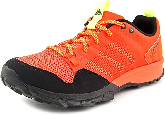 consumirse gusto Mostrarte  Amazon.com | Adidas Kanadia 7 TR Men US 7.5 Orange Trail Running UK 7 |  Shoes