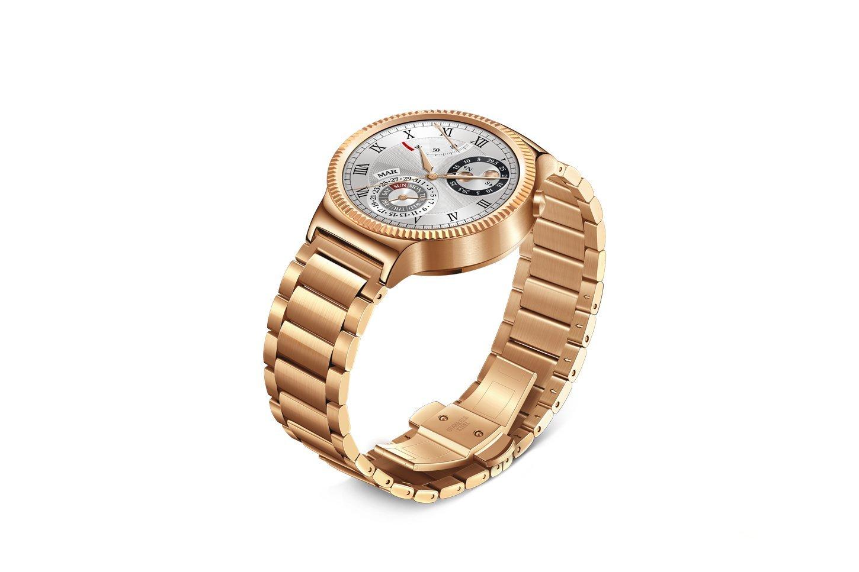 Huawei Elite - Smartwatch (Bildschirm 1 -4 Zoll - 3 -5 cm - 512 MB RAM) - goldfarben
