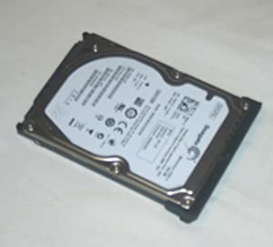 "500GB 2.5"" 7200rpm SATA Laptop Hard Drive with Caddy, Windows 7 Professional 64-Bit and Drivers Installed for Dell Latitude E6410"