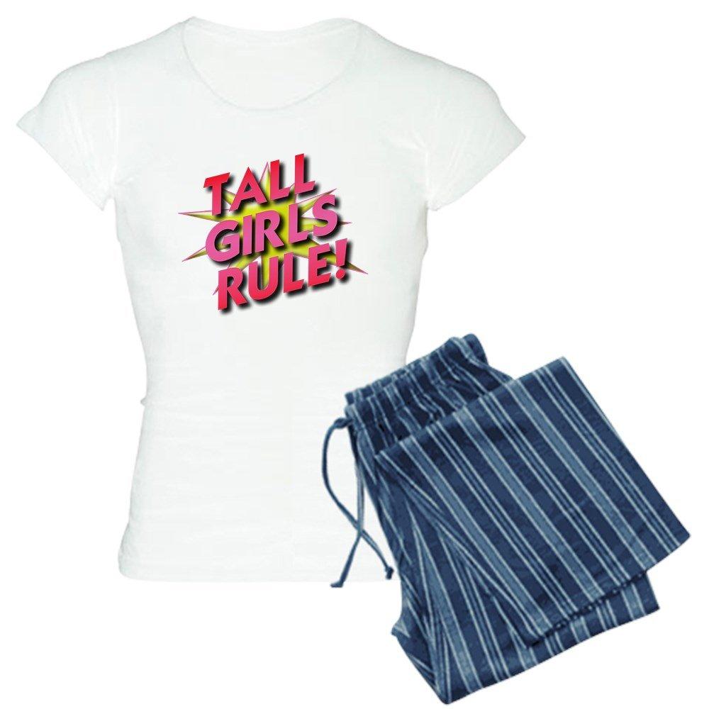 CafePress - Tall Girls Rule! - Womens Pajama Set