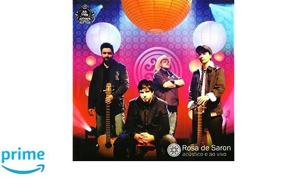 cd rosa de saron acustico 2009
