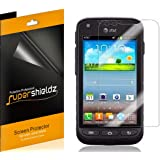 (6 Pack) Supershieldz for Samsung Galaxy Rugby Pro i547 Screen Protector, High Definition Clear Shield (PET)