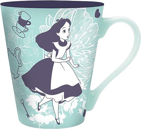 460 ML ABYstyle Alice au Pays des Merveilles Disney Mug Heat Change Cheshire