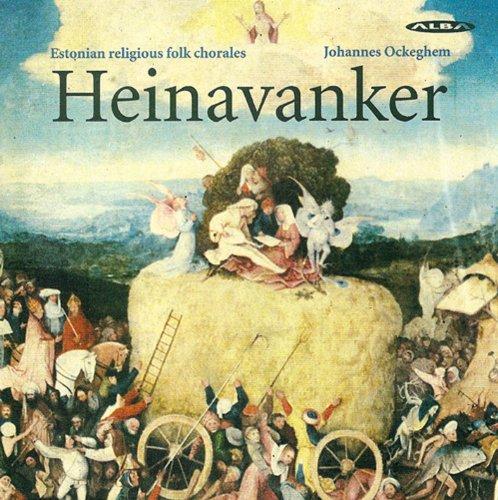 Ockeghem, J.: Choral Music (Estonian Religious Folk Chorales) (Choral Song Folk)
