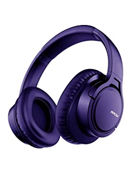 65bc062ca44 Image Unavailable. Image not available for. Colour: Mpow Thor Bluetooth  Headphones On Ear, 40mm Driver Wireless Headset Foldable with Mic, Wired