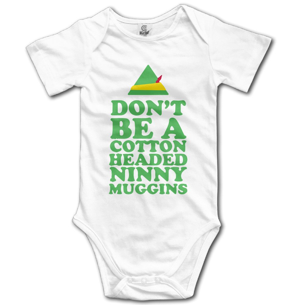 00581ca2b Amazon.com  Don t Be A Cotton Headed Ninny Muggins Kids Girls Cute ...