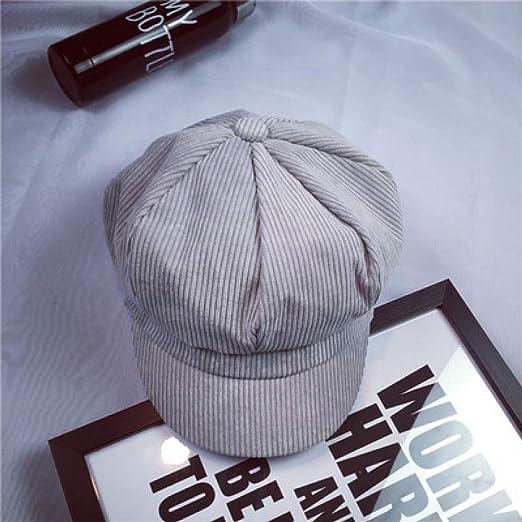 kyprx Sombreros de Sol para Mujer Gorra de sboy para Sol de Mujer ...