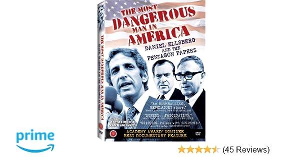 Amazon com: The Most Dangerous Man in America: Daniel