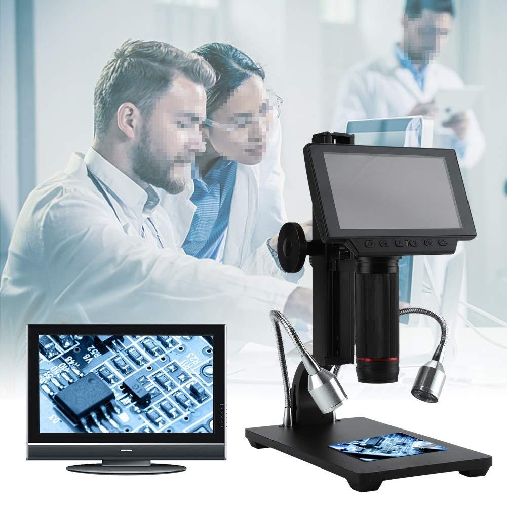 現品限り一斉値下げ! デジタル顕微鏡、HDMIデジタルPCB顕微鏡リモートコントロール、5インチスクリーン B07QB7Q55X、560倍の倍率、USプラグ110V B07QB7Q55X, ナンゴウソン:f27252c1 --- agiven.com