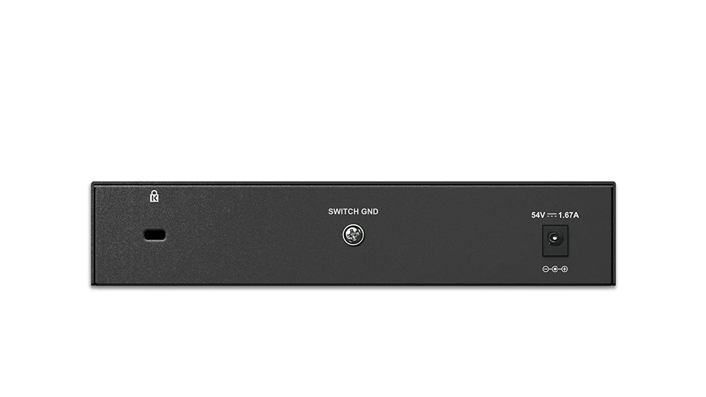 D-Link 24-Port Rackmountable Gigabit Switch DGS-1024D