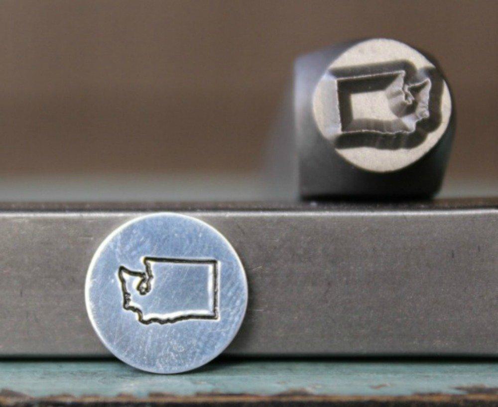 Brand New Supply Guy 5mm Dog Paw Metal Punch Design Stamp CH-125