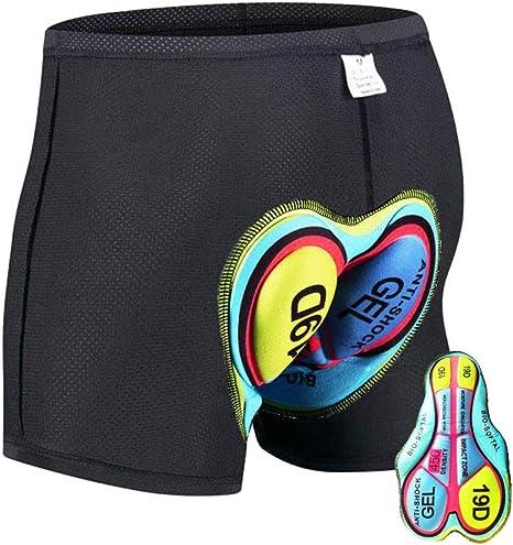 HTTOAR Calzoncillos de Bicicleta Ropa Interior Pantalones Cortos ...