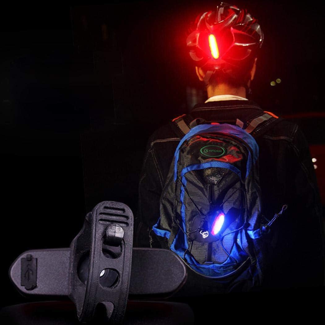 Acecoree Lampe V/élo Arri/ère LED Lumi/ères VTT Eclairage 120Lm Eclairage arri/ère