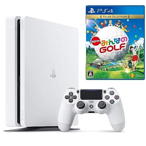 PlayStation 4 + New みんなのGOLF セット