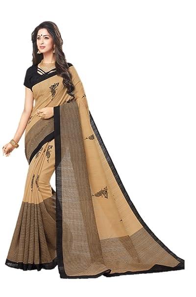 7d05e4bd99064 Design Willa Women s Cotton Saree With Blouse Piece ...