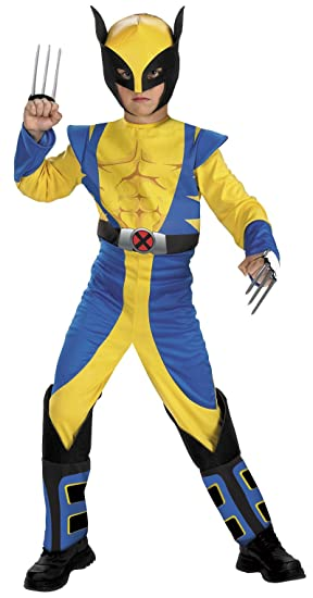 Josman M772 Disfraz Wolverine 3-5 años: Amazon.es: Juguetes y juegos