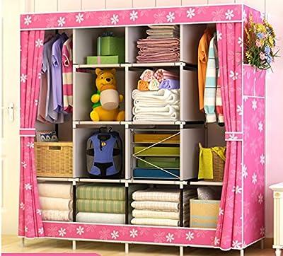 Non-woven Wardrobe Closet Large And Medium-sized Cabinets