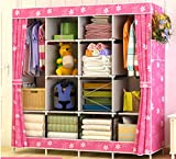 Non-woven Wardrobe Closet Large And Medium-sized Cabinets