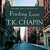 Finding Love: A Sweet Christian Romance: Love's Enduring Promise, Book 2 | T.K. Chapin