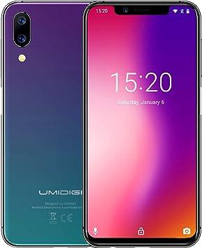 UMIDIGI ONE - Móviles Libres Dual SIM 4G VoLTE, 5,9