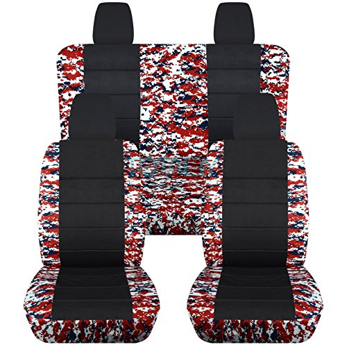 Compare Price To Red Camo Seat Covers Tragerlaw Biz