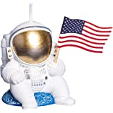 Spaceman Birthday Candle Astronaut Theme for Birthday Party Baby Shower (style1)
