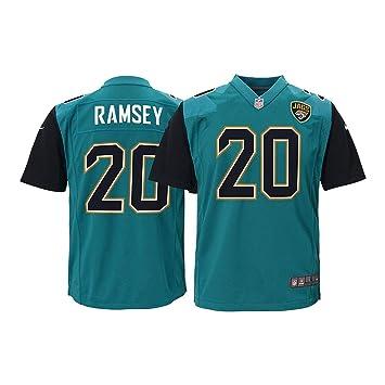 detailing b34f3 39e70 Amazon.com : Nike Jalen Ramsey Jacksonville Jaguars NFL ...