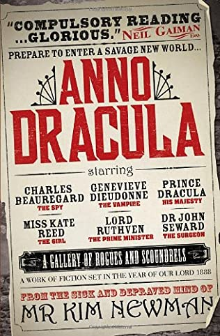 book cover of Anno Dracula