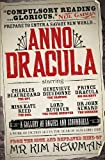 Anno Dracula by Kim Newman front cover
