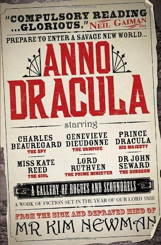Anno Dracula [Kim Newman] (Tapa Blanda)