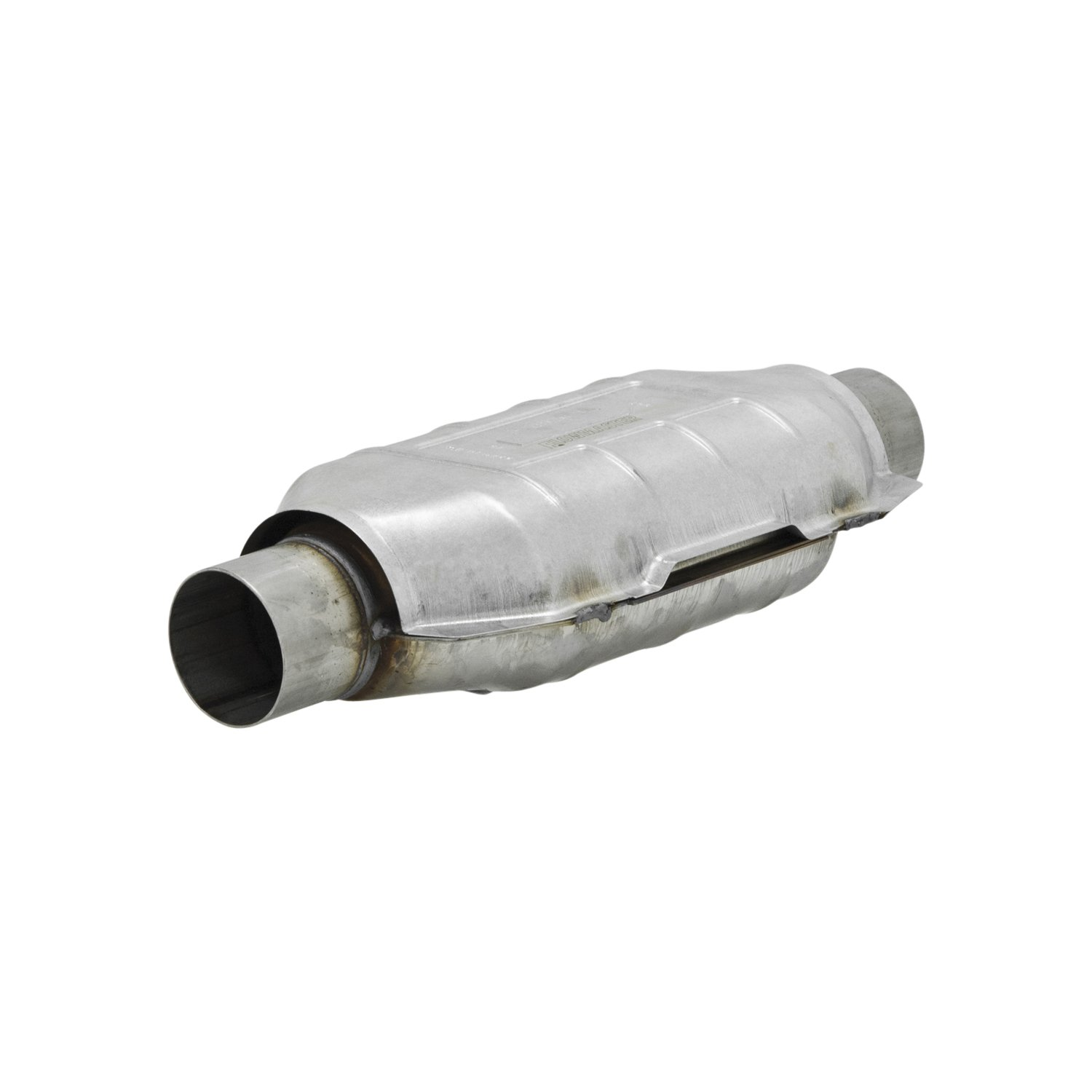 Flowmaster 2900230 290 Series 3'' Inlet/Outlet Oval Universal Catalytic Converter