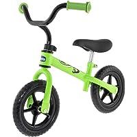 Chicco First Bike fiets zonder pedalen voor kinderen van 3 tot 5 jaar, met verstelbaar zadel, 25 kg