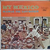 Maria De Lourdes - My Mexico - Capitol Records - T10249, Capitol Records - T-10249