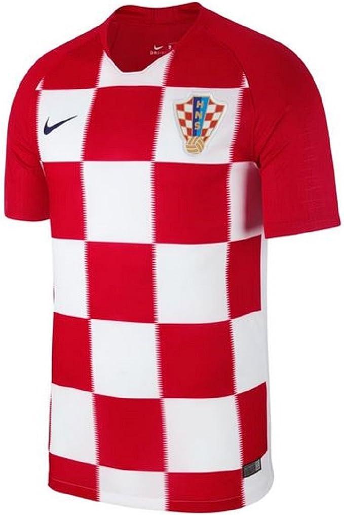 NIKE Croacia Camiseta de Niños, Infantil, Kroatien: Amazon.es: Ropa y accesorios